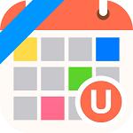 Ucカレンダー - シンプルで見やすい人気のスケジュール帳、日本の祝日、六曜の表示 無料版.png